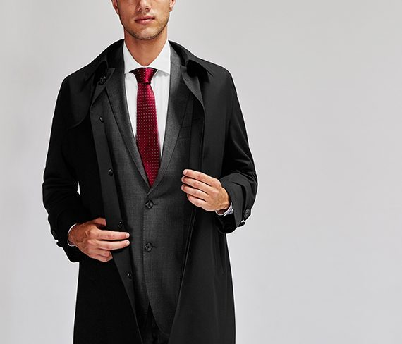 men's formalwear ecommerce photography